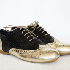 K901-A zlatno crna 2